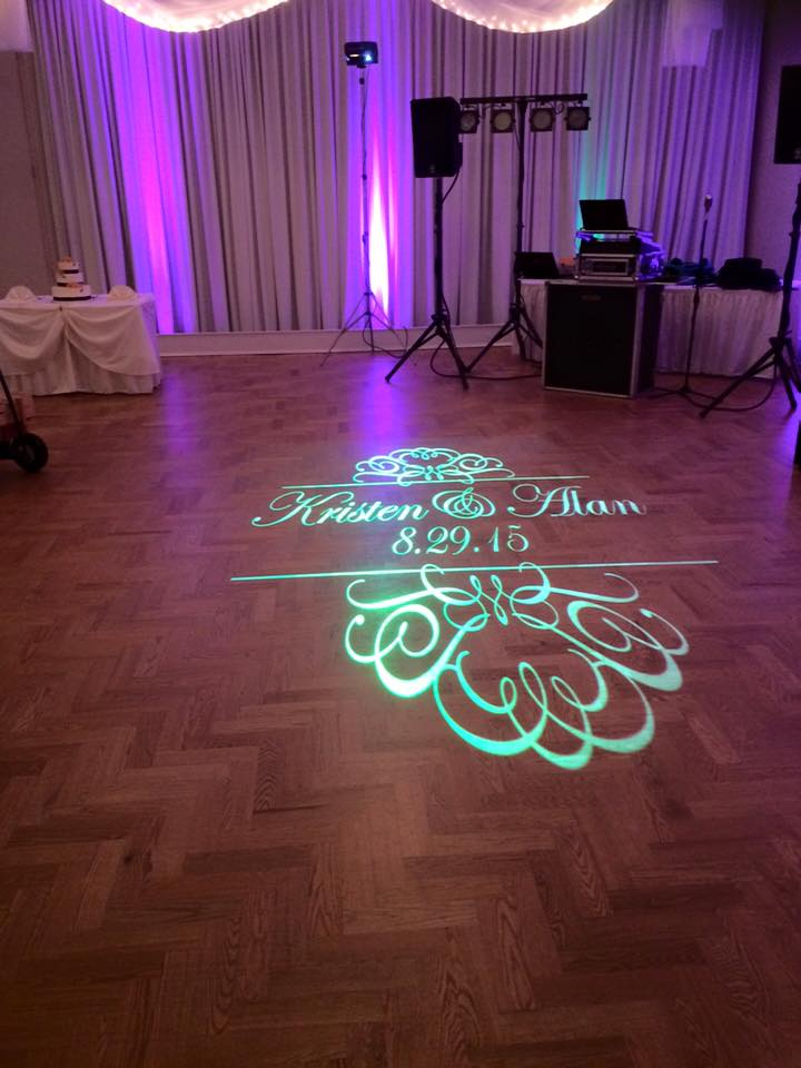 Uplighting Sets The Mood For Your Wedding Reception A Main Event Djs